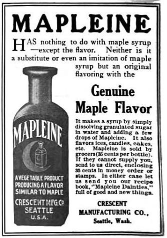 Mapleine